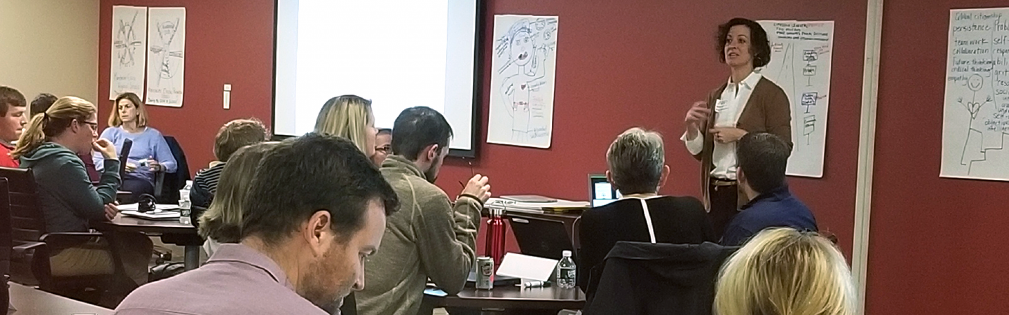 Image of Vision of the Graduate Workshop at NEASC